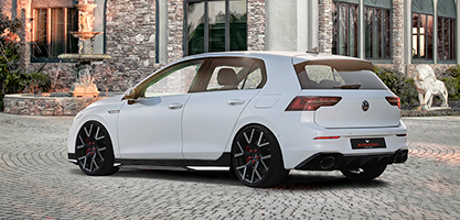 Golf 8 Heck JMS barracuda k