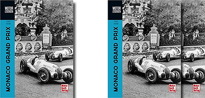 Cover: Monaco Grand Prix Buch