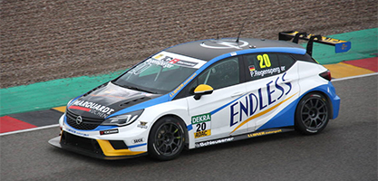 Philipp Regensperger TCR copy