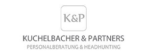 kuchelbacher and partner presonalberatung logo