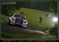 9. Lauf IRC, Barum Czech Rally Slin 2012