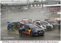 Global Rallycross, X-Games München, 2013