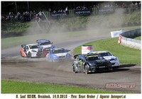 8. Lauf European Rallycross Championship, PS Racing Center Greinbach 2013