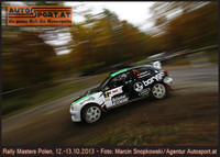 Rally Masters Polen 2013