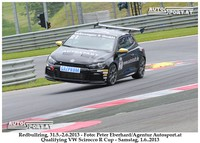 VW Scirocco R Cup Redbullring 2013