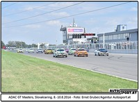 Renault Clio Cup Central Europe Slovakiaring 2014