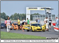 FIA Lotus Ladies Cup Slovakiaring 2014