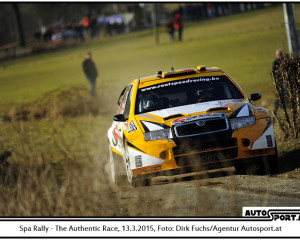 Spa Rally - The authentic Race 2015