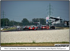 Slovakiaring 2015 - Histo Cup K & STW