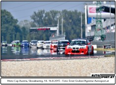 Slovakiaring 2015 - Youngtimer & Tourenwagen Open