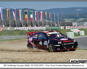 Freies Training RX Challenge Europe Melk 2015