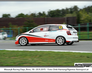 D4 bis 2.000ccm Sprint, Masaryk Racing Days 2015