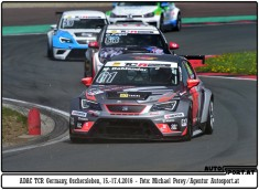 TCR Germany, Oschersleben 2016