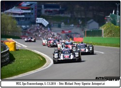 WEC 6 hours of Spa 2016