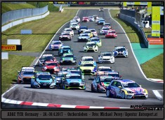 TCR Germany Oschersleben 2017