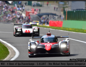 WEC 6 Hours of Spa 2017
