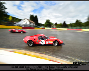 FIA Masters Historic Sports Car Championship - Spa 2017