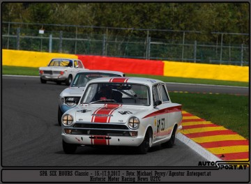 Spa 2017 - Historic Motor Racing News U2TC