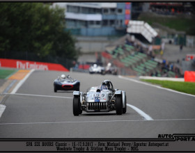 Woodcote & Stirling Moss Trophy - Spa 2017