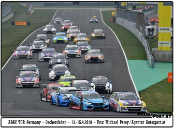 TCR Germany Oschersleben 2018