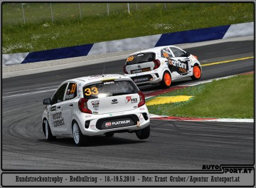 KIA Platinum Cup - Red Bull Ring 2018