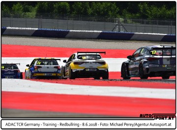 ADAC TCR Germany - Redbullring 2018