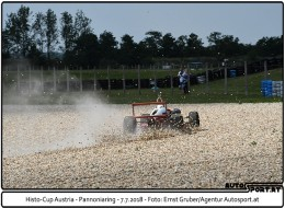 Pannoniaring 2018 - Formel Historic