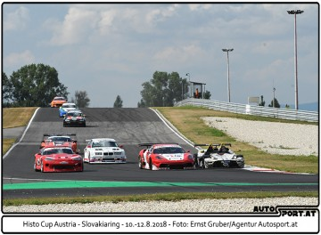 Slovakiaring 2018 - Youngtimer & TCO