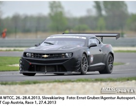 GT Cup Austria Slovakiaring 2013