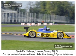 AvD Race Weekend Monza 2011