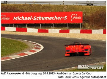 AvD Race Weekend Nürburgring 2013