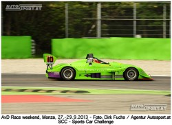 AvD Race Weekend Monza 2013