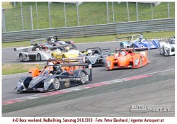 AvD Race Weekend Redbullring 2014