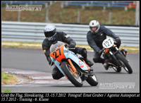 Slovakiaring 2012 - Training