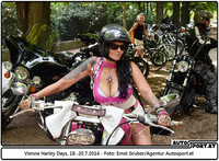 Vienna Harley Days 2014