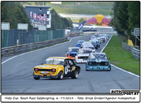 bis 2500ccm Histo Cup Bosch Race Salzburgring 2014