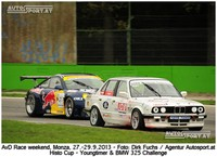 Youngtimer & BWM Challenge Monza 2013