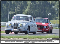 Classica Trophy -  Slovakiaring 2014