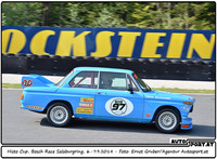 Classica Trophy Bosch Race Salzburgring 2014