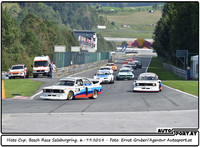 über 2500 ccm Histo Cup Bosch Race Salzburgring 2014