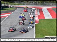 Formel Historic Finale Histo Cup Redbullring 2014