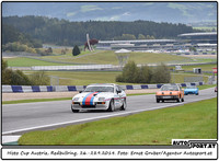 Classica Trophy Finale Histo Cup Redbullring 2014