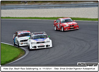 Youngtimer Bosch Race Salzburgring 2014