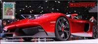 82. Int. Auto-Salon Genf 2012