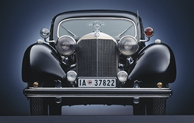 Mercedes-Benz Typ 770, 1938-1943<br>Photo © 2016 STAUD STUDIOS GmbH